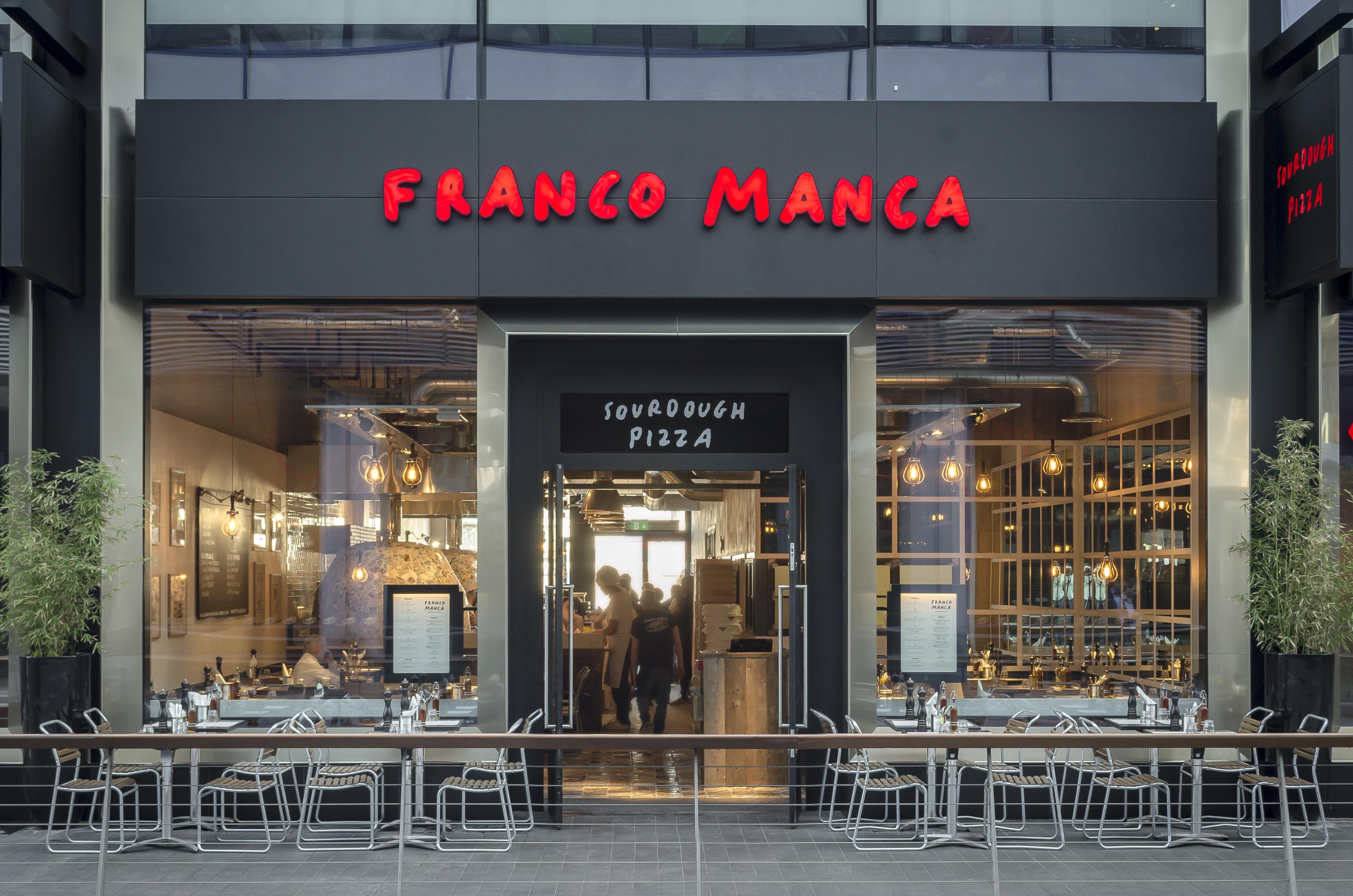 Franco Manca-HR