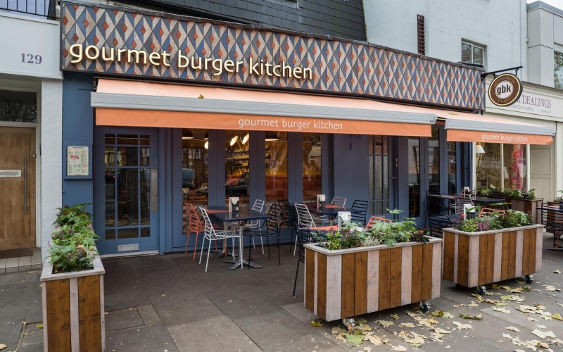 Gourmet Burger Kitchen - Chiswick 7