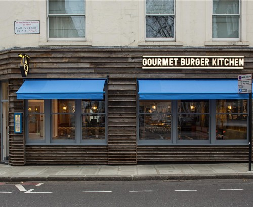Gourmet Burger Kitchen - Earls Court 7