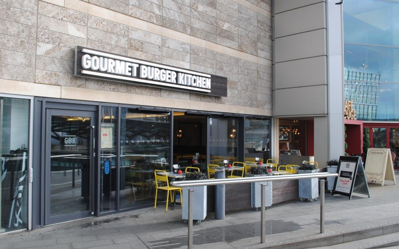 Gourmet Burger Kitchen - Liverpool 8