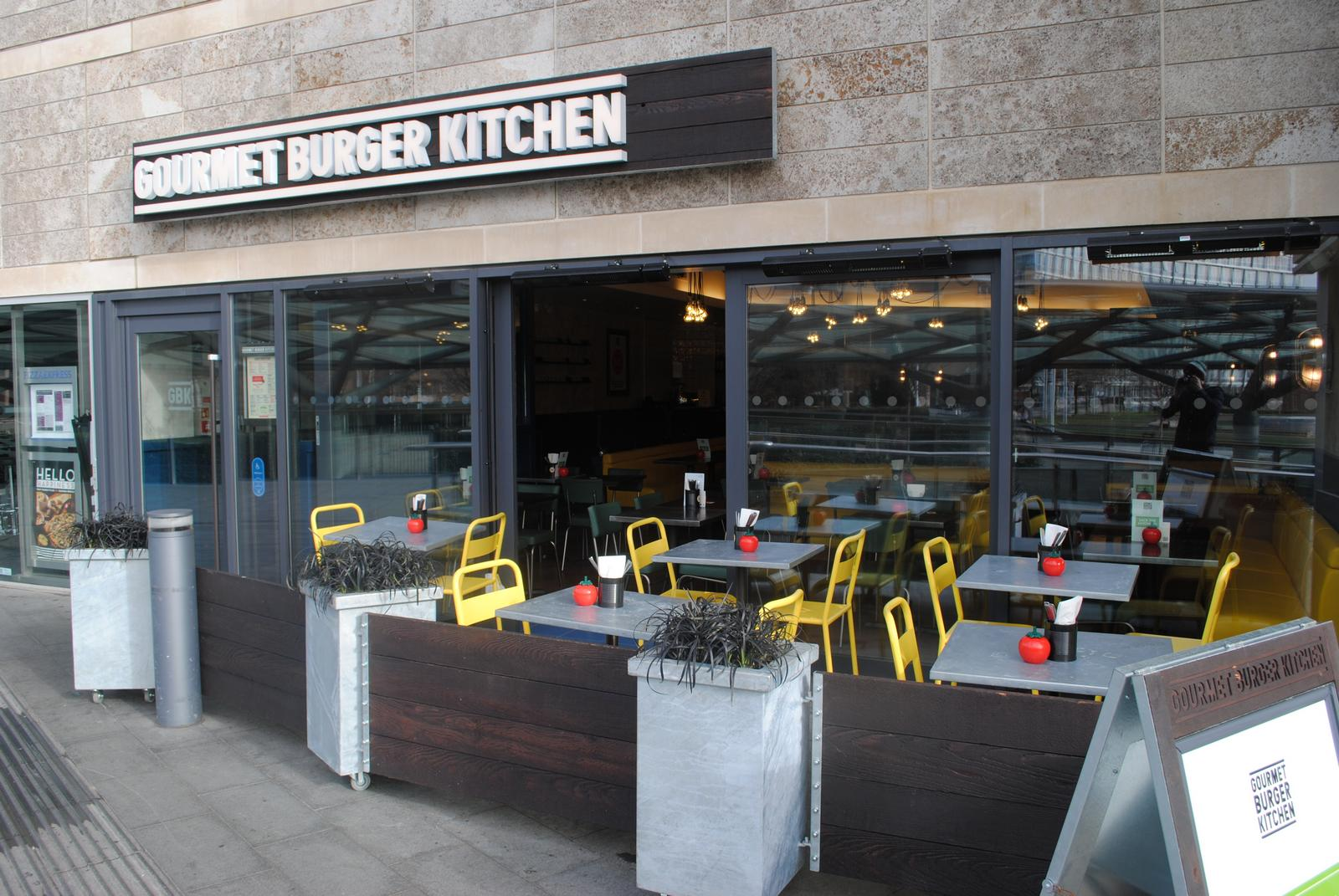 Gourmet Burger Kitchen - Liverpool 9 - Stuart Consultancy Ltd