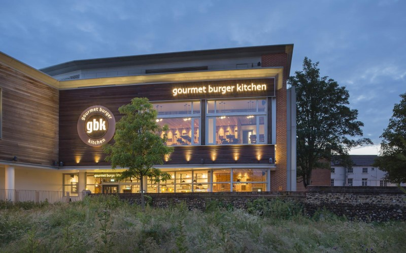 Gourmet Burger Kitchen - Norwich 9