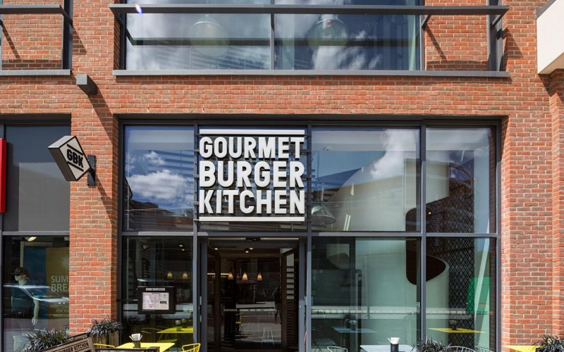 Gourmet Burger Kitchen - Wandsworth 1