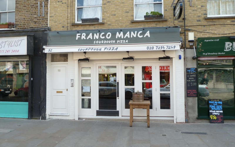 Franco Manca - Broadway Market