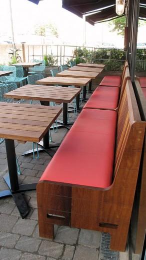 Gourmet Burger Kitchen Aylesbury - Outside Seating