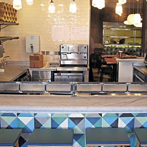 Gourmet Burger Kitchen Aylesbury - Kitchen