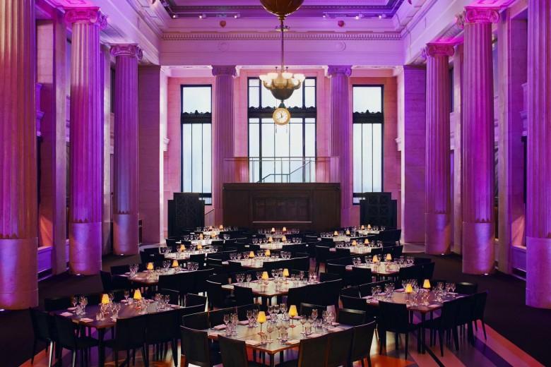 Camm & Hooper Banking Hall - Dinner 1