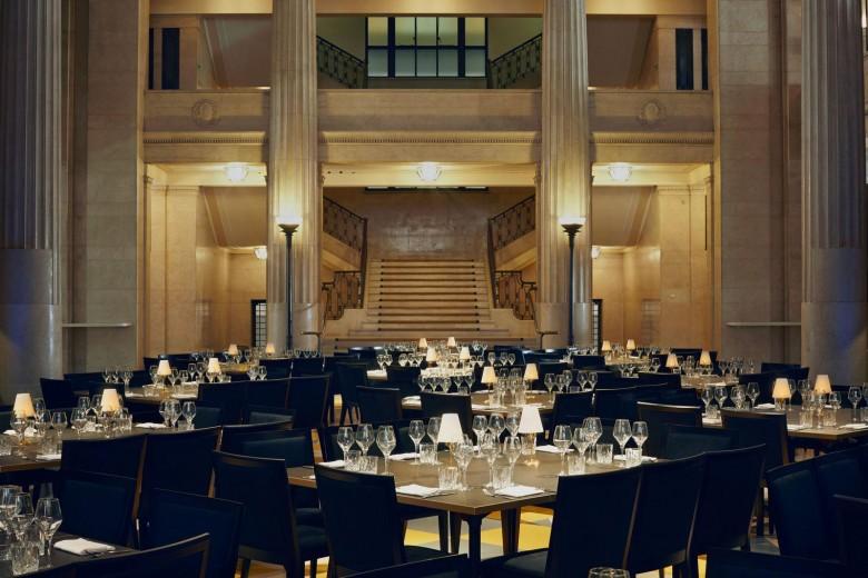 Camm & Hooper Banking Hall - Dinner 2