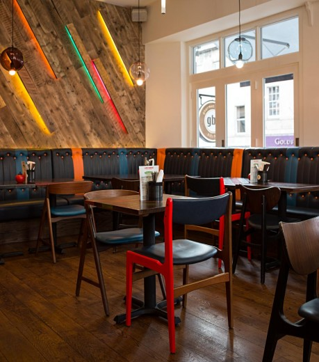 Gourmet Burger Kitchen - Bristol 6