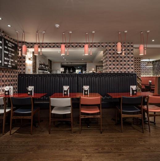 Gourmet Burger Kitchen - Chiswick 1