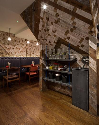 Gourmet Burger Kitchen - Chiswick 2