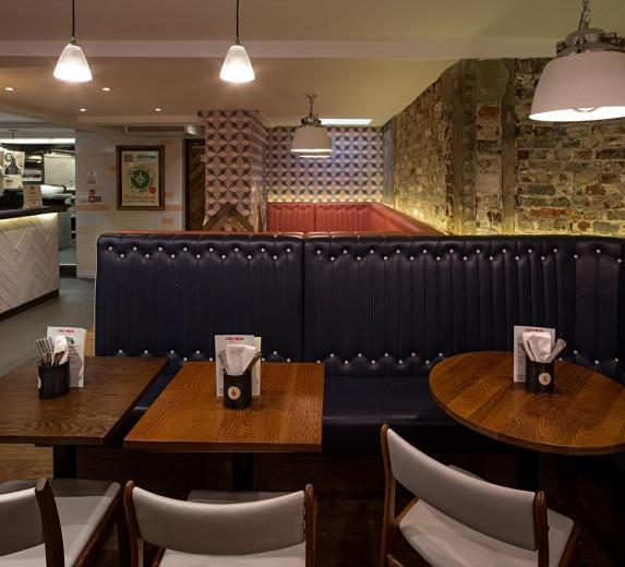 Gourmet Burger Kitchen - Chiswick 3