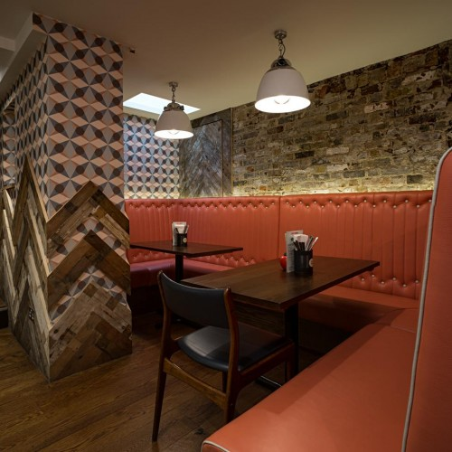 Gourmet Burger Kitchen - Chiswick 4