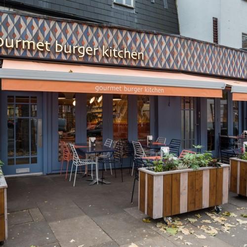 Gourmet Burger Kitchen - Chiswick 7