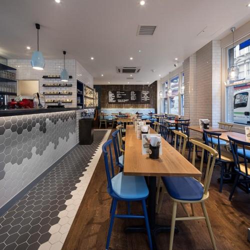 Gourmet Burger Kitchen - Earls Court 1
