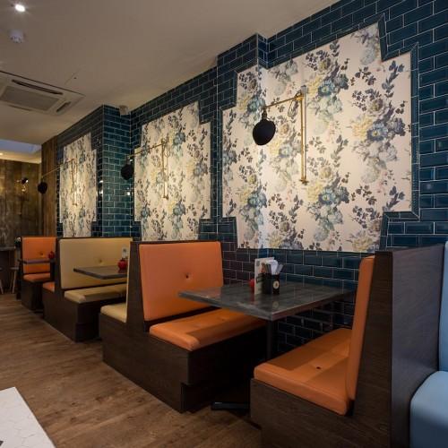 Gourmet Burger Kitchen - Earls Court 2