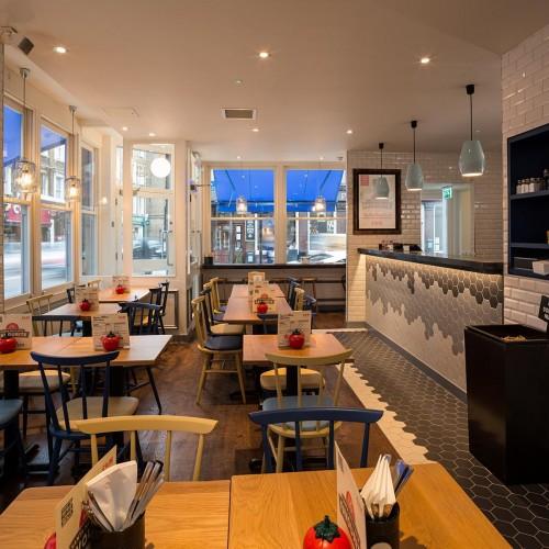 Gourmet Burger Kitchen - Earls Court 5