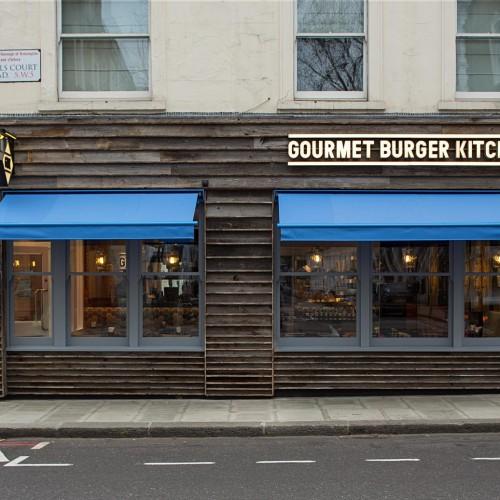 Gourmet Burger Kitchen - Earls Court 7