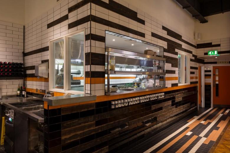 Gourmet Burger Kitchen - Glasgow 3