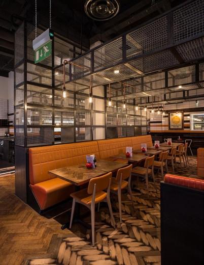 Gourmet Burger Kitchen - Glasgow 4