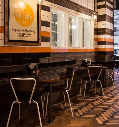 Gourmet Burger Kitchen - Glasgow 7