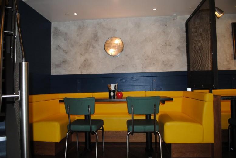Gourmet Burger Kitchen - Liverpool 1