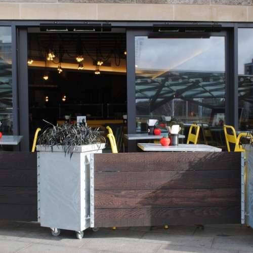 Gourmet Burger Kitchen - Liverpool 10