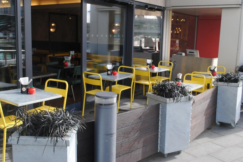 Gourmet Burger Kitchen - Liverpool 11