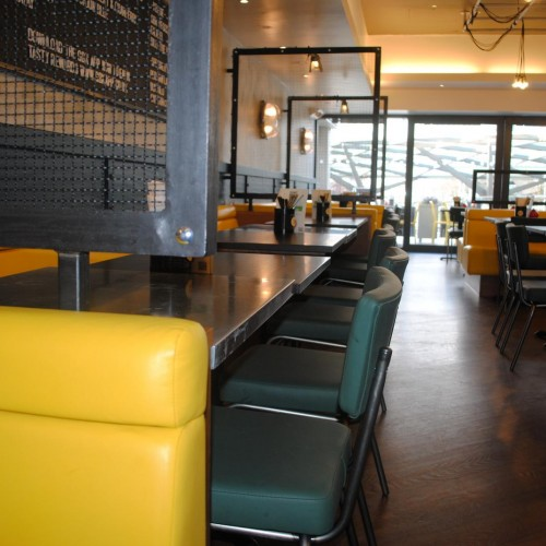 Gourmet Burger Kitchen - Liverpool 2