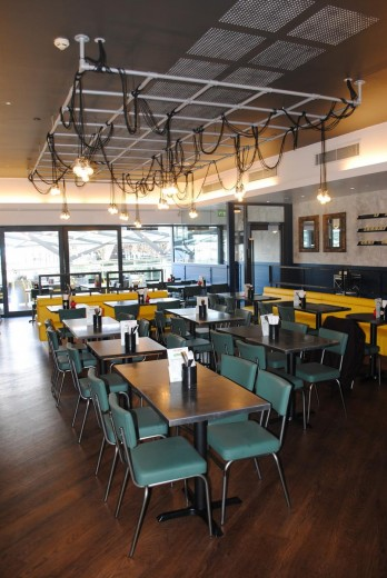 Gourmet Burger Kitchen - Liverpool 3