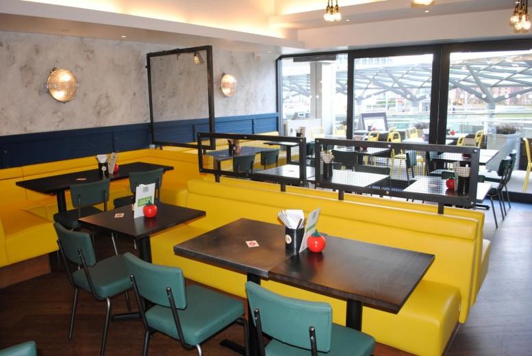 Gourmet Burger Kitchen - Liverpool 4