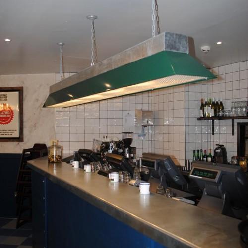 Gourmet Burger Kitchen - Liverpool 5
