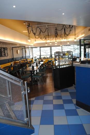 Gourmet Burger Kitchen - Liverpool 6