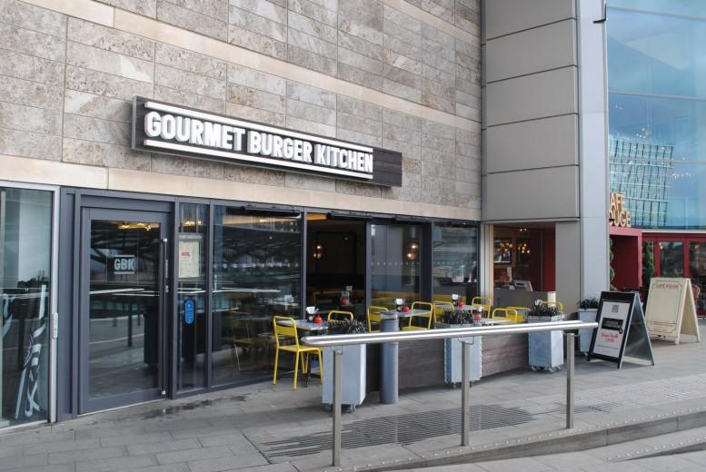 Gourmet Burger Kitchen - Liverpool 8