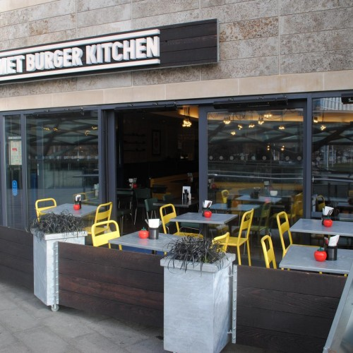 Gourmet Burger Kitchen - Liverpool 9