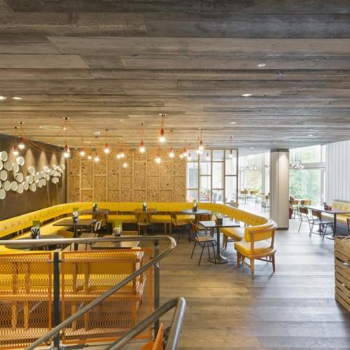 Gourmet Burger Kitchen - Norwich 7