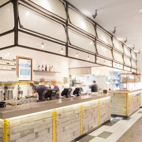 Gourmet Burger Kitchen - Norwich 8