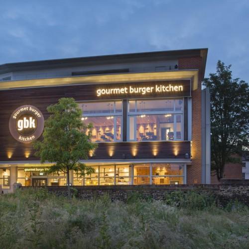 Gourmet Burger Kitchen - Norwich 9
