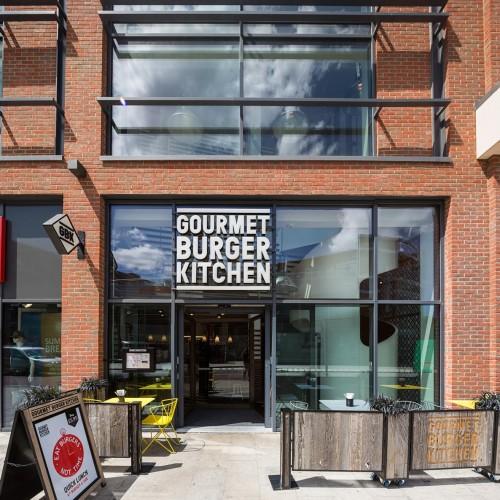Gourmet Burger Kitchen - Wandsworth 1