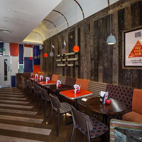 Gourmet Burger Kitchen - Wandsworth 3