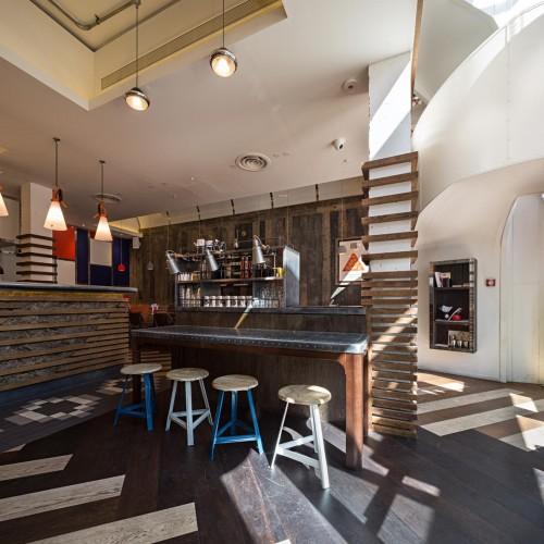 Gourmet Burger Kitchen - Wandsworth 4
