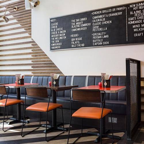Gourmet Burger Kitchen - Wandsworth 5