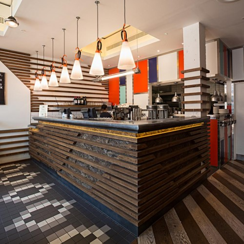 Gourmet Burger Kitchen - Wandsworth 6