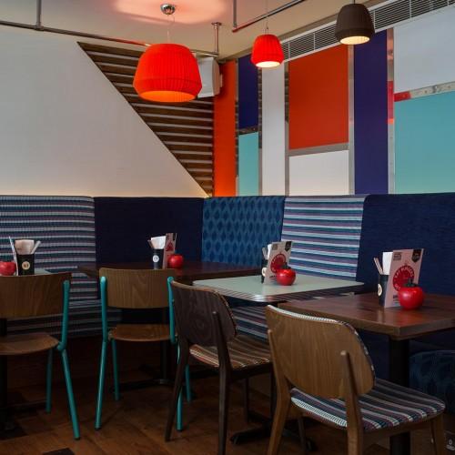 Gourmet Burger Kitchen - Wandsworth 8
