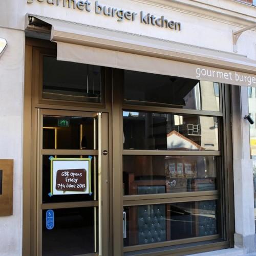 Gourmet Burger Kitchen - Waterloo 1