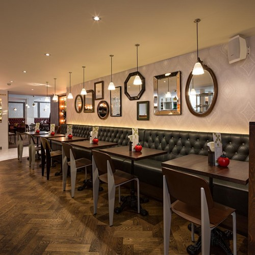 Gourmet Burger Kitchen - Waterloo 3