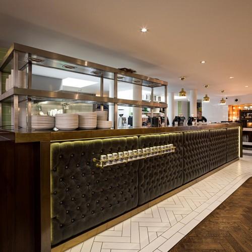 Gourmet Burger Kitchen - Waterloo 4