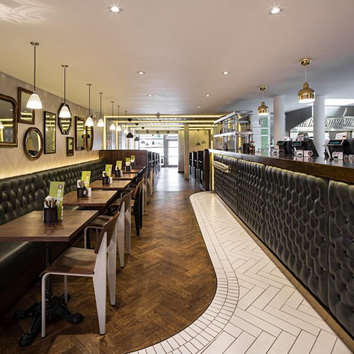 Gourmet Burger Kitchen - Waterloo 5