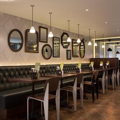 Gourmet Burger Kitchen - Waterloo 6