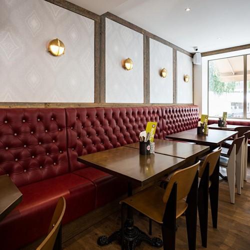 Gourmet Burger Kitchen - Waterloo 8